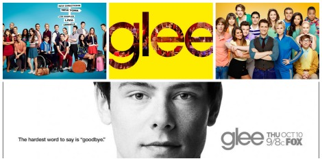 Glee Collage