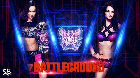 AJ vs Paige