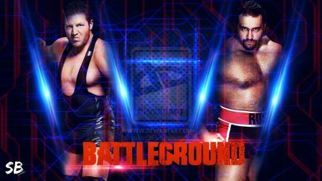 Jack Swagger vs. Rusev