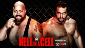 WWE Hell In A Cell 2014 - Big Show VS Rusev