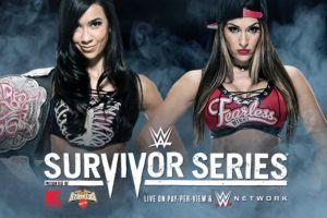 AJ vs Nikki