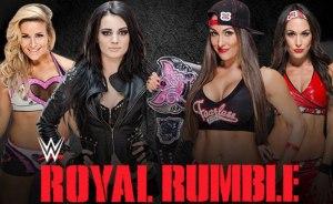 Divas Match